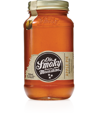 Ole Smoky Ole Smoky Apple Pie 0,50 ltr 20%