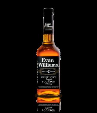 Evan Williams Evan Williams First Distillers 1,00 ltr 43%