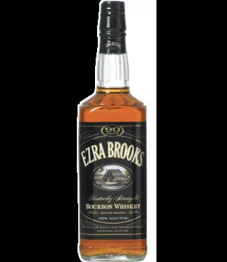 Ezra Brooks Ezra Brooks Black 0,70 ltr 40%