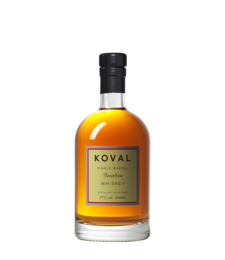 Koval Koval Bourbon 0,50 ltr 47%