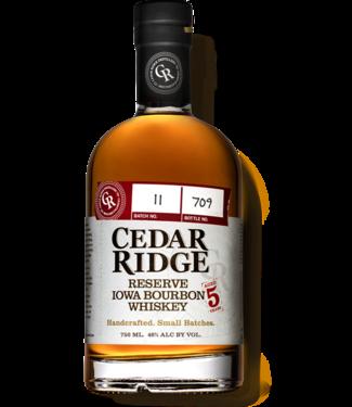 Cedar Ridge Cedar Ridge Iowa Bourbon 0,70 ltr 40%