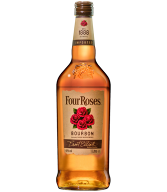Four Roses Four Roses 1,00 ltr 40%