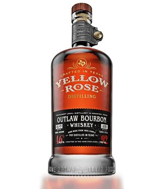Yellow Rose Yellow Rose Outlaw Bourbon 0,70 ltr 46%