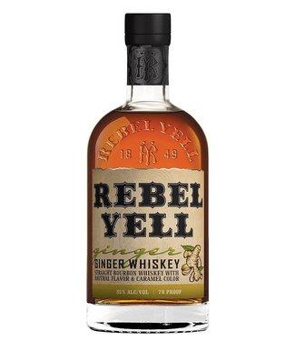 Rebel Yell Rebel Yell Ginger 0,70 ltr 35%
