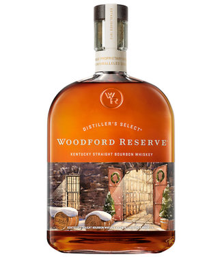 Woodford Woodford Reserve Holiday Edition 0,70 ltr 43,2%