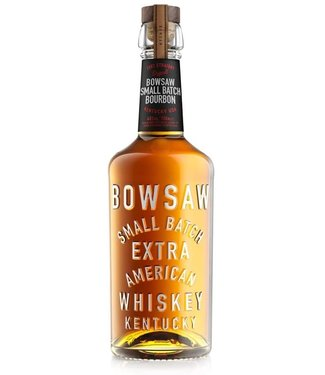 Bowsaw Bowsaw Small Batch Bourbon 0,70 ltr 40%
