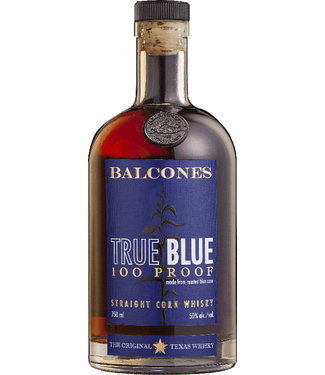 Balcones Balcones True Blue 100 Corn 0,70 ltr 50%