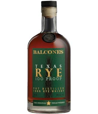 Balcones Balcones Texas Rye 100 Proof 0,70 ltr 50%