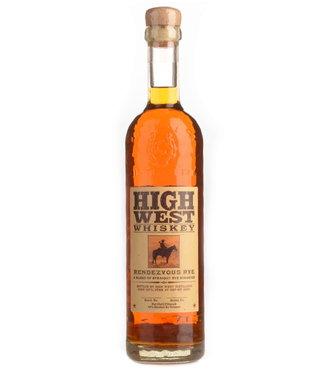High West High West Rendez Vous Rye 0,70 ltr 46%