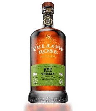 Yellow Rose Yellow Rose Texan Rye 0,70 ltr 45%