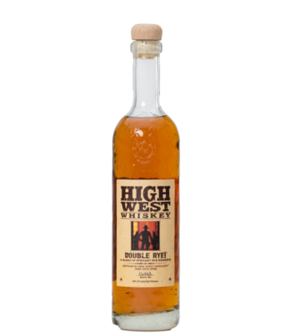 High West High West Double Rye 0,70 ltr 46%