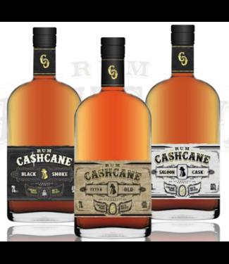 Cashcane Cashcane Rum Saloon Cask 0,70 ltr 55%