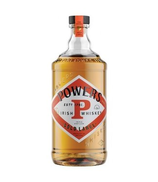 Powers Powers Gold Label 0,70 ltr 43,2%