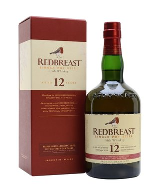 Redbreast Redbreast 12 Years Old 0,70 ltr 40%