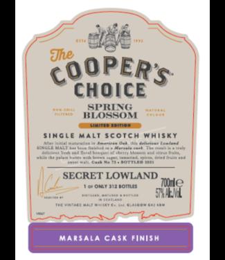 Secret Lowland Spring Blossom Cooper's Choice