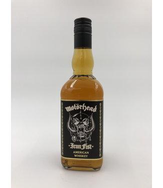 Motorhead Motorhead Iron Fist American Prime Whiskey 0,70 ltr 40%