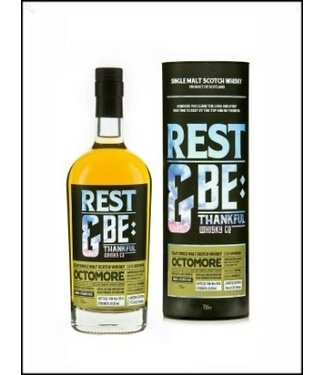 Octomore Octomore Bourbon Cask Rest & Be Thankful  6 Years Old 2008 0,70 ltr 66,3%