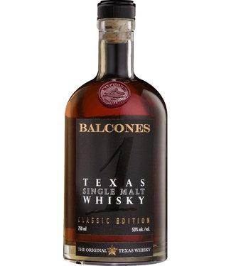 Balcones Balcones Texas Single Malt 0,75 ltr 53%