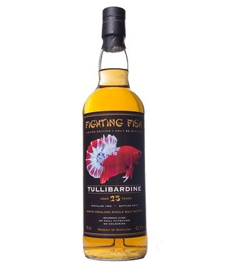 Tullibardine Tullibardine 25 Years Old 1993 Fighting Fish 0,70 ltr 42,3%