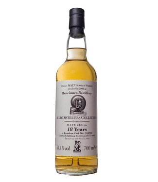 Benrinnes Benrinnes 18 Years Old 2001 Auld Distillers Collection 0,70 ltr 54,4%