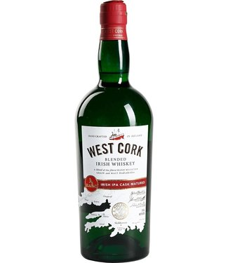 West Cork West Cork Blended Irish IPA Cask 0,70 ltr 40%