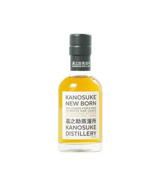 Kanosuke Kanosuke New Born Malt 0,20 ltr 58%
