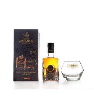 Gouden Carolus Gouden Carolus Tasting Set Met Glas 0,20 ltr 46%