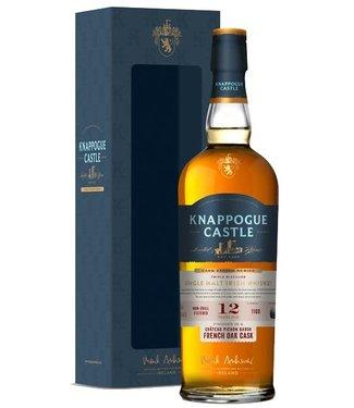 Knappogue Castle Knappogue Castle 12 Years Old Pichon Baron Cask 0,70 ltr 46%