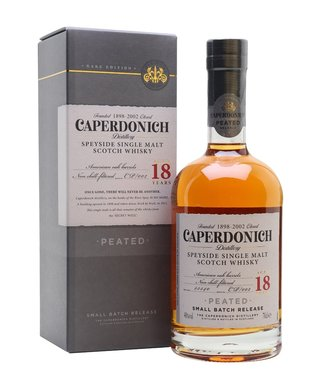 Caperdonich Caperdonich 18 Years Old Peated 0,70 ltr 48%