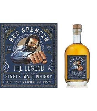 Bud Spencer Bud Spencer The Legend Peated Single Malt Whisky 0,70 ltr 49%