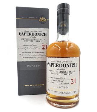 Caperdonich Caperdonich 21 Years Old 0,70 ltr 48%