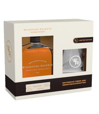 Woodford Woodford Reserve Distillers Select Giftpack 0,20 ltr 43,2%