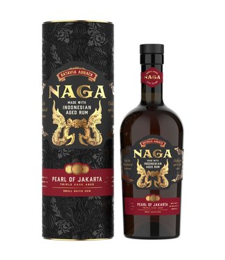 Naga Naga Batavia Arrack Triple Cask Pearl Of Jakarta 0,70 ltr 42,7%