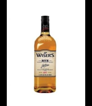 J.P. Wiser's J.P. Wiser's Rye Whiskey 0,75 ltr 40%