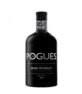 The Pogues The Pogues Irish Whiskey 0,70 ltr 40%