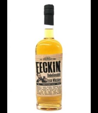Feckin Feckin Irish Whiskey 0,70 ltr 40%