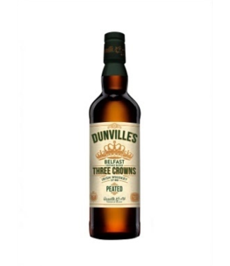 Dunville's Dunville's Three Crowns Peated 0,70 ltr 43,5%