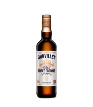 Dunville's Dunville's Three Crowns 0,70 ltr 43,5%
