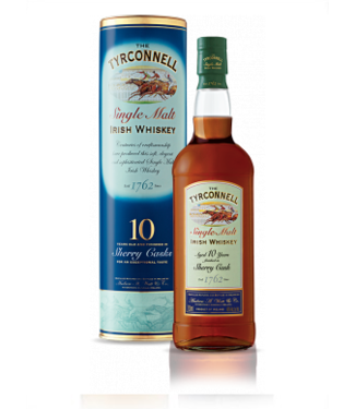 Tyrconnell Tyrconnell 10 Years Old Sherry Cask 0,70 ltr 46%