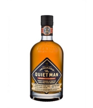 Quiet Man Quiet Man 12 Years Old Oloroso Sherry Finish 0,70 ltr 46%