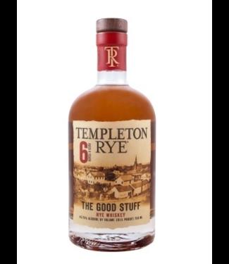 Templeton Rye Templeton Rye 6 Years Old 0,70 ltr 45,75%
