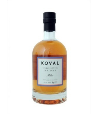 Koval Koval Millet Grain Whiskey 0,50 ltr 40%