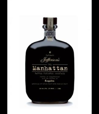 Jefferson's Jefferson's Manhattan 0,75 ltr 34%