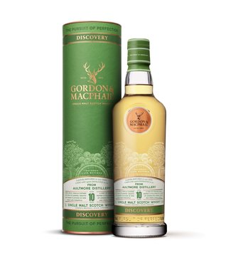 Aultmore Aultmore 10 Years Old Gordon & MacPhail Discovery 0,70 ltr 43%
