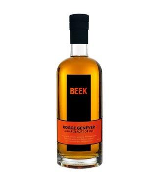 Beek Beek Rogge Jenever 3 Jaar Oud 0,70 ltr 40%