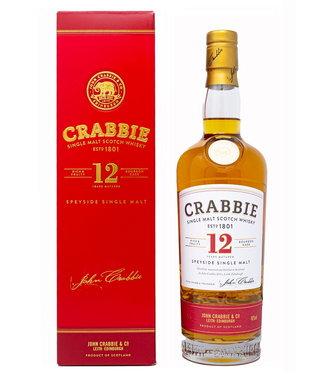 Crabbie's Crabbie's Single Malt 12 Years Old 0,70 ltr 40%