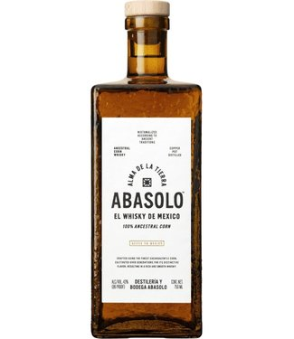 Abasolo Mecican Whisky 0,70 ltr 43%