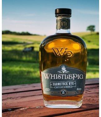 Whistlepig Whistlepig Farmstock Rye 0,75 ltr 43%