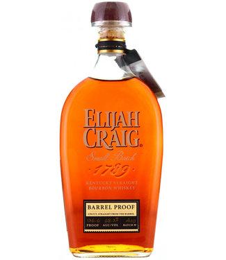 Elijah Craig Elijah Craig Barrelproof 0,70 ltr 68,3%