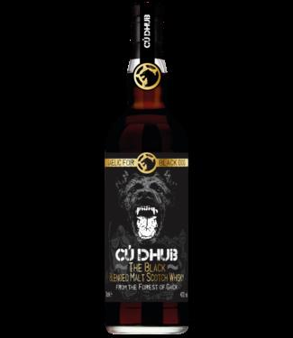Cu Dhub Cu Dhub The Black Blended Malt 0,70 ltr 43%